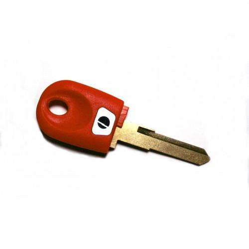 Κενό κλειδί με το λογότυπο της Ducati με υποδοχή για chip klidia aytokiniton