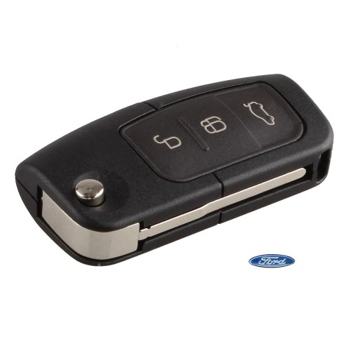 Γεμάτο κλειδί με τηλεχειριστήριο για FORD  FOCUS 2005-2010