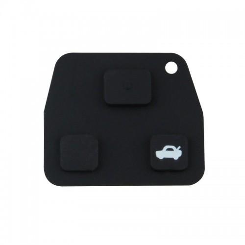 Ανταλλακτικό λαστιχάκι κλειδιού TOYOTA με 3 πλήκτρα Κλειδιά αυτοκινήτων