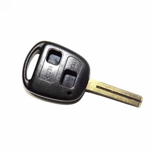Κέλυφος κλειδιού για Toyota με 2 κουμπιά και λάμα TOY48 klidia aytokiniton