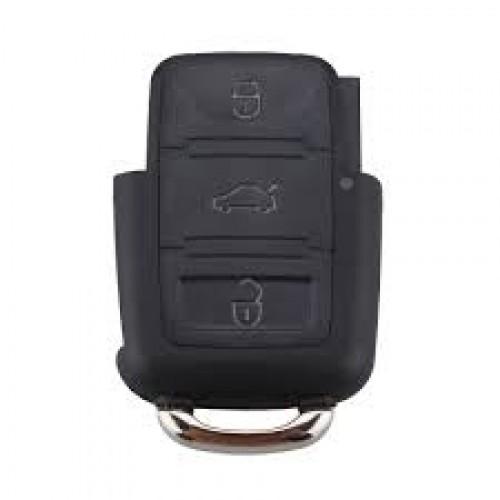 Κέλυφος κλειδιού για VW με 3 κουμπιά   Καβούκια Κέλυφοι κλειδιών