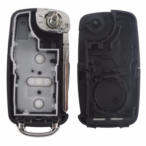 Νέο κλειδί αυτοκινήτου για SEAT με 3 πλήκτρα-Μονοκόμματο Κλειδιά αυτοκινήτων