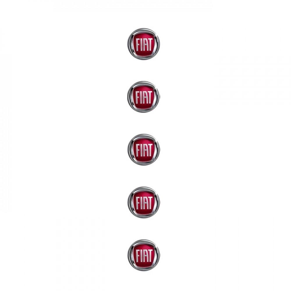 Αυτοκόλλητο λογότυπο κλειδιού της Fiat