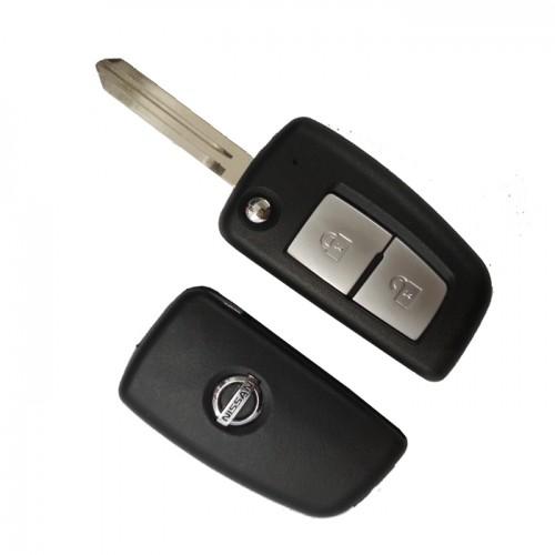 Κέλυφος κλειδιού για Nissan με 2 πλήκτρα και λάμα NSN14