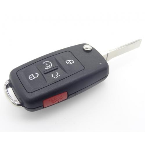 Κέλυφος κλειδιού για VW με 5 πλήκτρα