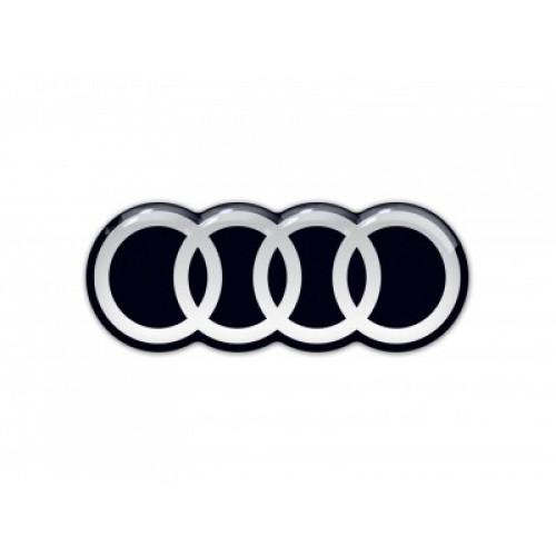 Λογότυπο αυτοκόλλητο για κλειδιά τα κλειδιά AUDI
