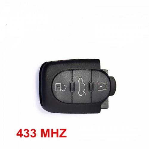 Τηλεχειριστήριο για Audi 4D0837231R