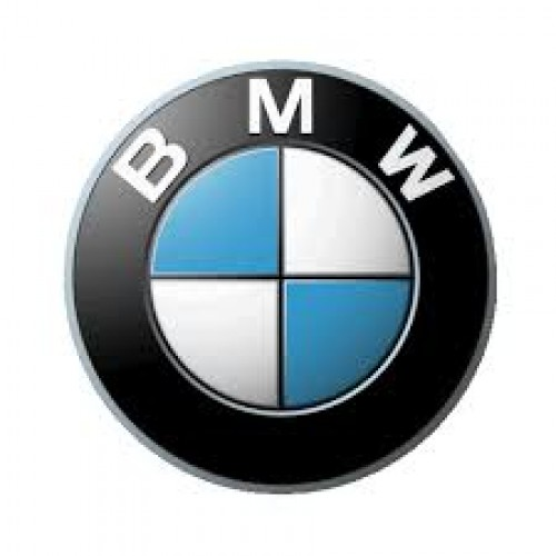 Λογότυπο αυτοκόλλητο για κλειδί της BMW