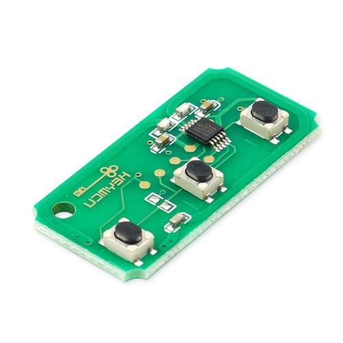 Πλακέτα τηλεχειριστηρίου κλειδιού FORD συχνότητας 434Μhz Κλειδιά Αυτοκινήτων