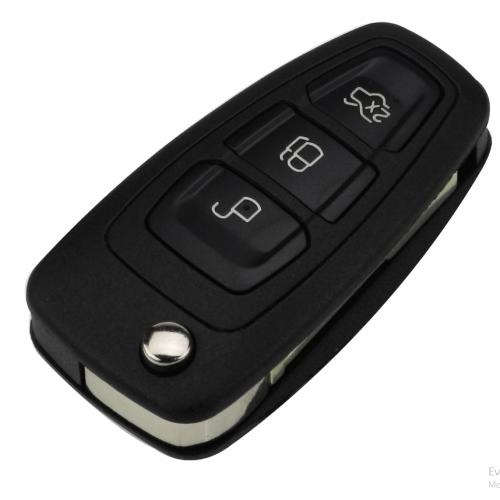 Κέλυφος κλειδιού για Ford με λάμα FO21