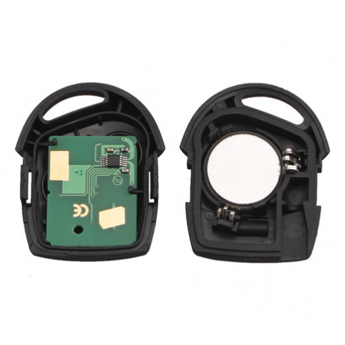 Γνήσιο τηλεχειριστήριο για FORD FOCUS και C-MAX μέχρι το έτος 2004 Κομπλέ κλειδιά με τηλεχειριστήριο και chip