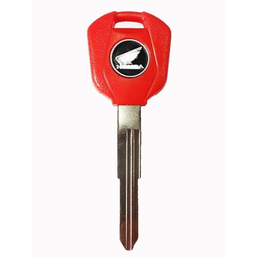 Απλό κλειδί με θέση για CHIP με το λογότυπο της HONDA-κόκκινο