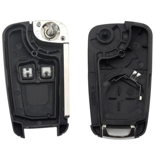 Κέλυφος κλειδιού για Opel  CORSA E INSIGNIA και ASTRA J  με 2 κουμπιά Προσφορές