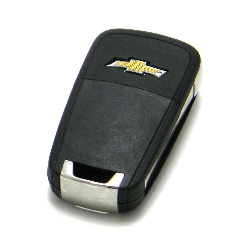 Κομπλέ κλειδί αυτοκινήτου με τηλεχειριστήριο  και chip για CHEVROLET CRUZ και AVEO με 2 πλήκτρα