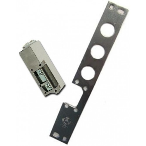 Ηλεκτρικό κυπρί θωρακισμένης πόρτας μάρκας securemme  αριστερό 3 πύροι Κλειδαριές